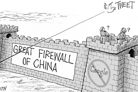 [Imagen] - El gran firewall chino